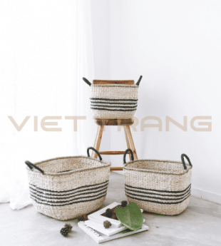 Greenery Scandinavian Basket 11