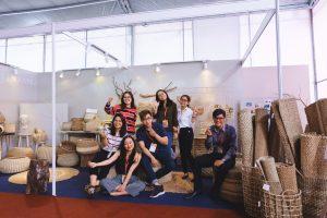 Viet Trang Handicraft at Vifa Expo