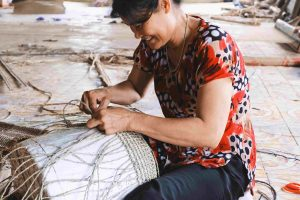 Unique Vietnamese Handicraft Products From Natural Fibers