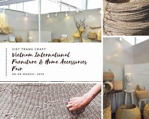 Viet Trang Craft at VIfa-Expo 2019