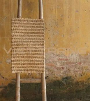 Mekong River Rustic Doormat Rug 07