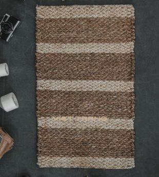 Mekong River Natural Woven Doormat 06 Wholesale
