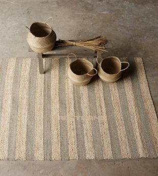 Mekong River Seagrass Natural Area Rug 01