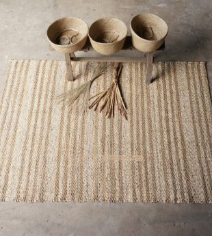 Mekong River Seagrass Natural Area Rug 07