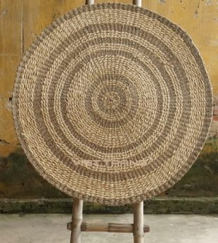 Mekong River Seagrass Round Rug 13 Wholesale