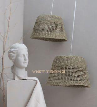 The Studio Woven Seagrass Lampshade 03 Wholesale