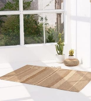 [Best Selling] Oasis Seagrass Natural Area Rug 03