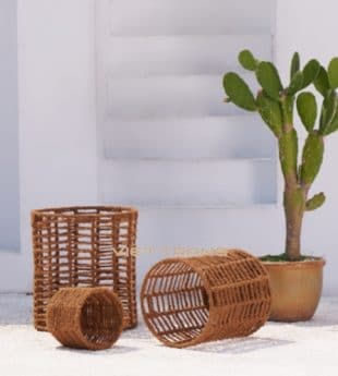 [New-in] Oasis Seagrass Storage Basket 11