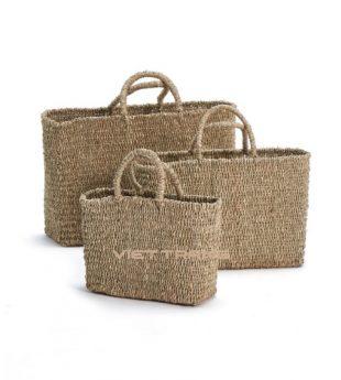 Oasis Seagrass Beach Bag 02 Wholesale