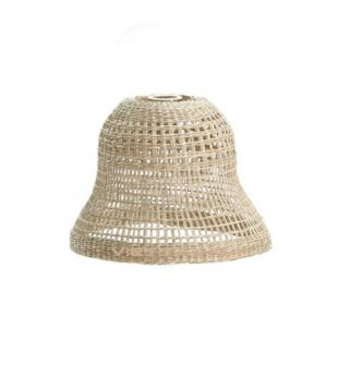 Oasis Woven Seagrass Lampshade 06 Wholesale